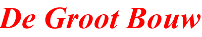 Klazienaveensestraat 101 - 7885 BC - Emmen - Nieuw-Dordrecht - Mobiel: 06-22133684 - Email: info@degrootbouw.nl